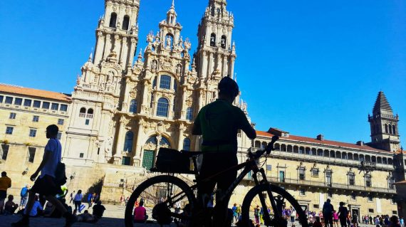 Cycle - Central Way (Porto - Santiago)