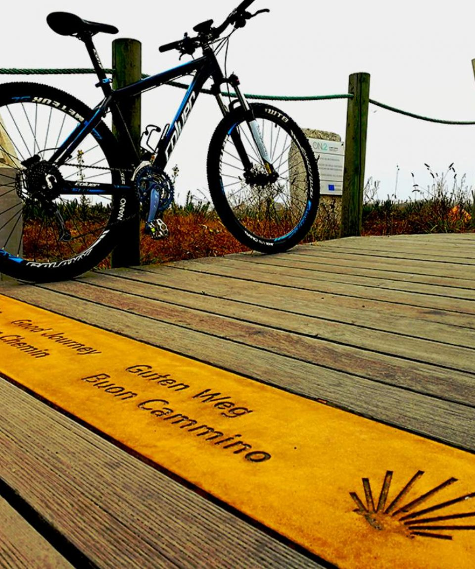 Cycle – Coastal Way (Porto – Santiago)